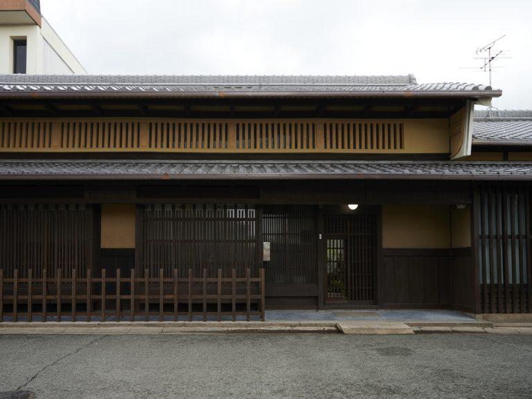 古民家リノベーション、リノベーション、リフォーム、奈良、旧家、ならまち、外観
