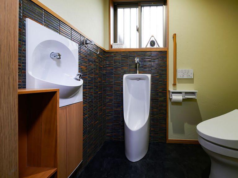 古民家リノベーション、リノベーション、リフォーム、奈良、旧家、ならまち、トイレ